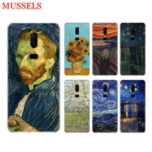 Van Gogh oil painting Phone Back Case for OnePlus 7 Pro 6 6T 5 5T 3 3T 7Pro Art Gift Patterned Customized Cases Cover Coque Capa