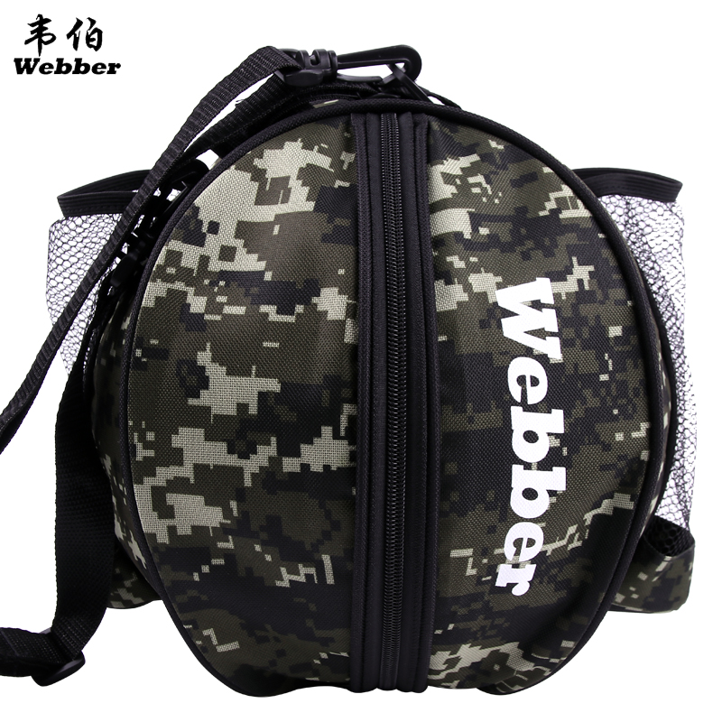 Shoulder Basketball Pack Training Sports Backpack Basket Bag Net Soccer Volleyball Universal Net Bag free shipping