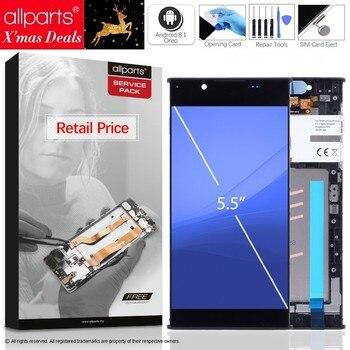 D'origine 5.5 ''Affichage Pour SONY Xperia L1 LCD Affichage G3312 Tactile Écran pour Sony L1 LCD Digitizer avec Cadre