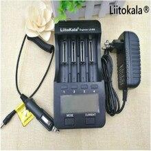 2015 Liitokala Lii-500 LCD 3.7 in 18350 18500 16340 18650 17500 25500 10440 14500 26650 1.2 V AA AAA nik Lithium Battery Charger стоимость