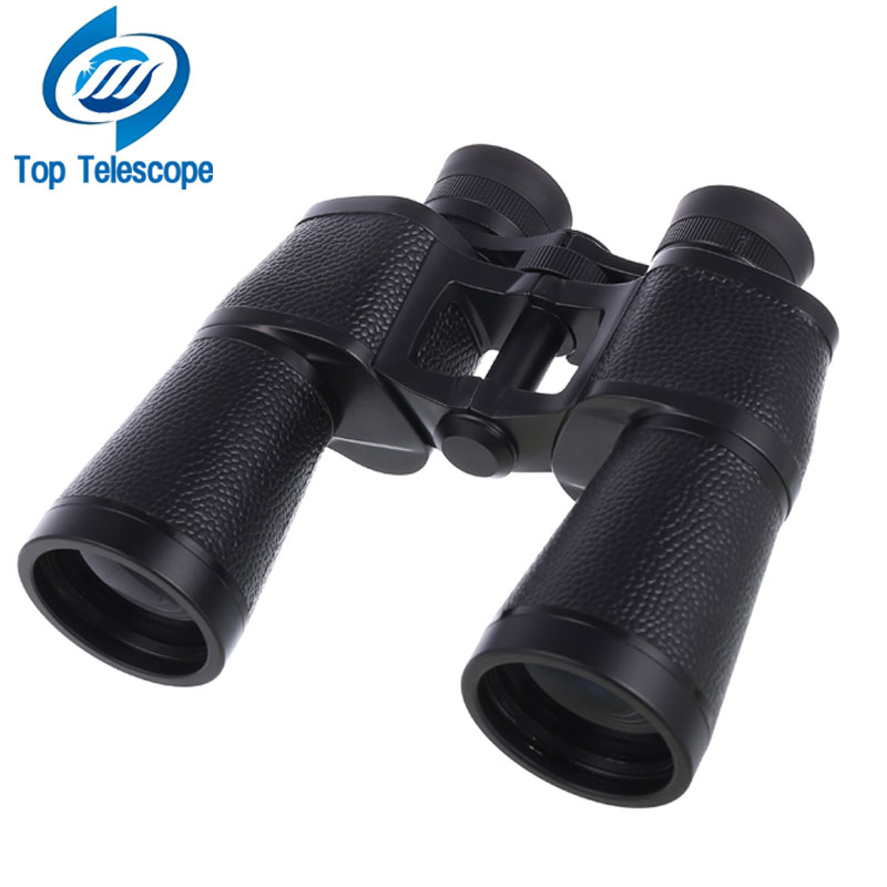 New Telescope Rouya 10x50 binoculars Nitrogen waterproof High-power high-definition Night Vision Hunting eyepiece diesel dz1436