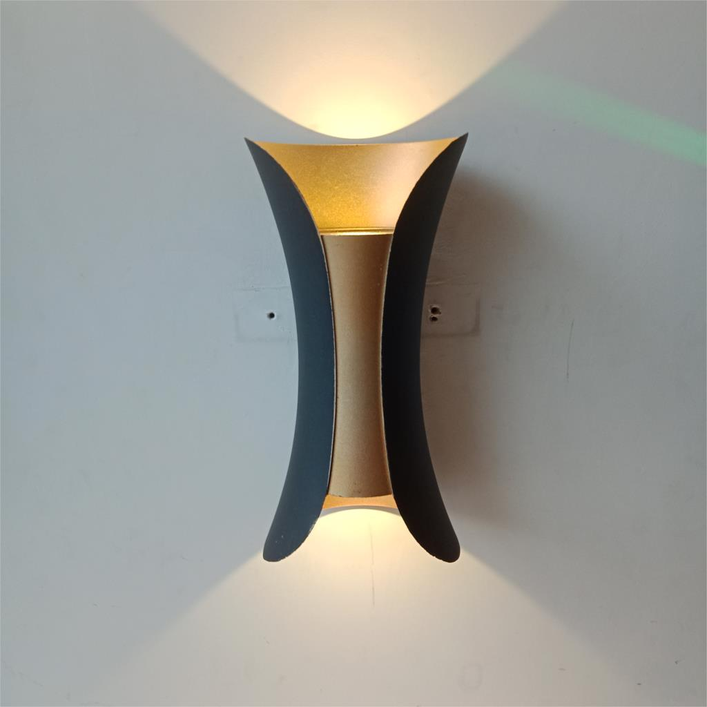 Lights & Lighting Led Sconce Wall Light 10w Outdoor Wall Light Taiwan Led Chips Epistar 110-120lm/w Outdoor Sconce Quality And Quantity Assured Led Lamps