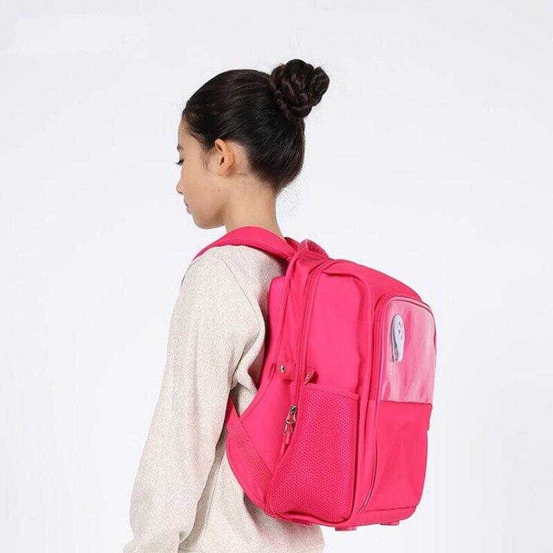 Hot Selling Quality Girls School Bags Kids Knapsack Solid Children School Bags Backpack Kids Rucksack Satchel Mochila For Boys in School Bags from Luggage Bags