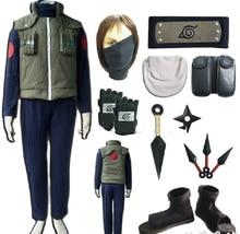 konohagakurenosato quente uniforme roupa