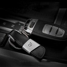 Для Audi Q7 4 M внедорожник Quattro автомобиль логотип брелок для ключей брелок Key Holder авто аксессуары для интерьера