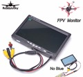Newest 7 inch LCD TFT FPV 1024 x 600 Monitor with T plug Screen FPV Monitor Photography for Ground Station