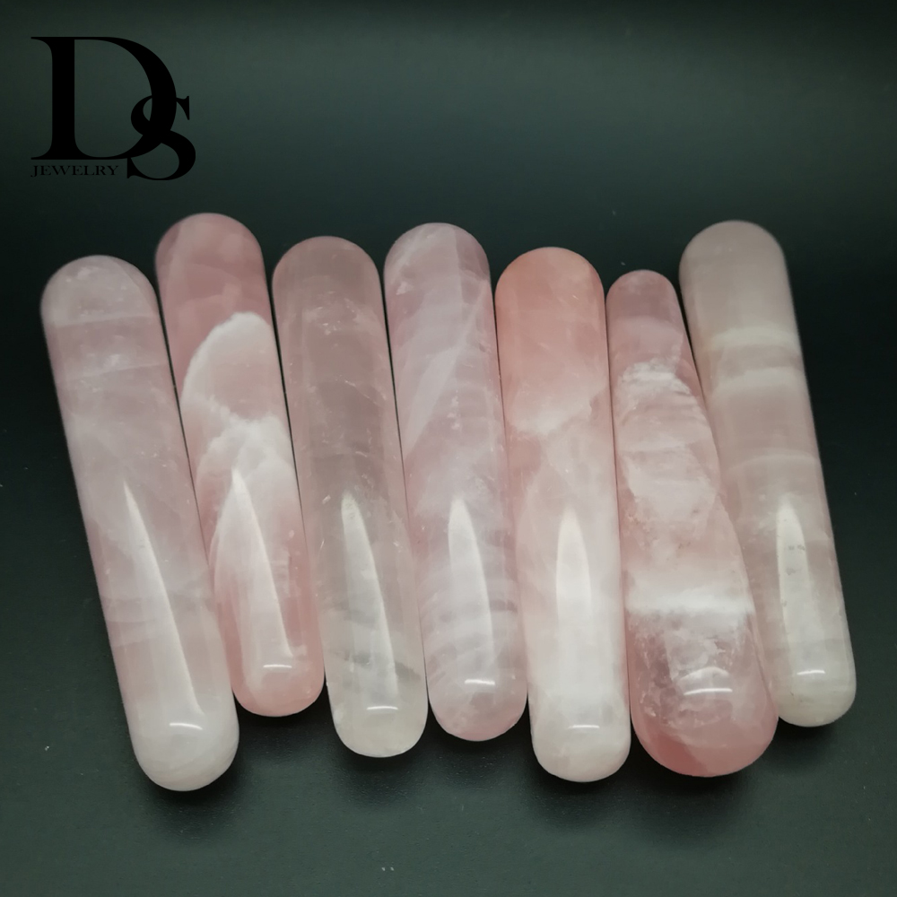 10cm Natural Selenite Spar Crystal Wands *Bulk Deals Available* Raw Sticks