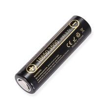 Image 2 - LiitoKala Lii 35A 18650 3500 mAh 3.7 V Li Ion şarj edilebilir pil 30A Lityum Pil, Yüksek Drenaj Yanıp Sönen ışıklar Için