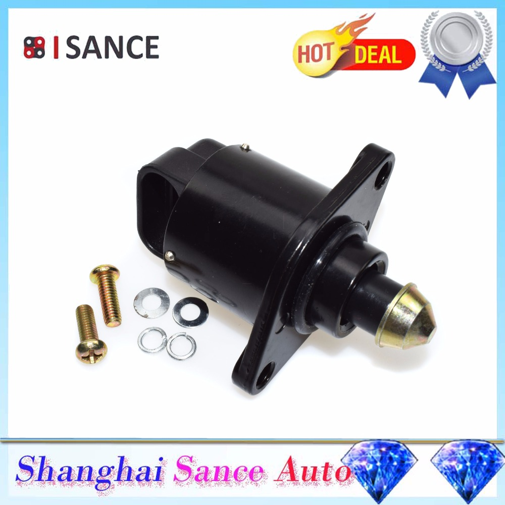 New Idle Air Control Valve for 2000 2001 2002 2003 Dodge Ram 2500 3500 V10-8.0L