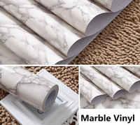 1.22x6 m marbre auto adhésif étanche papier peint vinyle mur autocollant cuisine usage domestique