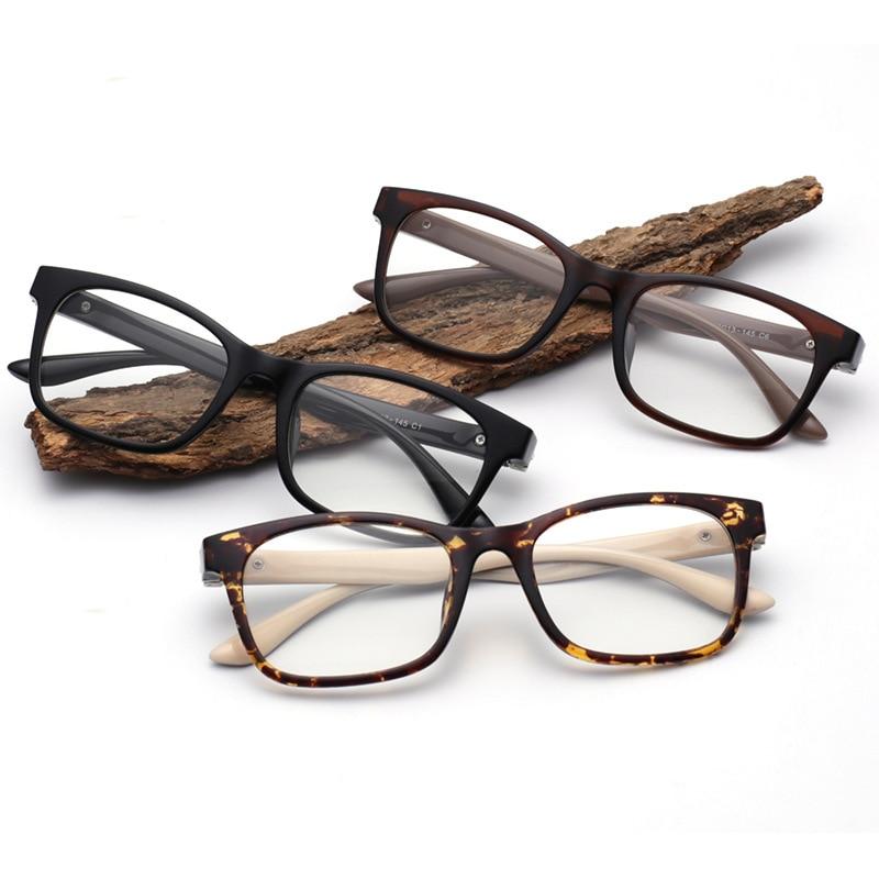 nouvelles lunettes unisexes PC montures optiques de mode lunettes à - Accessoires pour vêtements - Photo 2