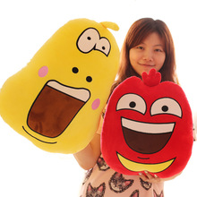 The 2015 South Korean comedy funny doll plush pillow cushion insect insect home office pillow birthday gift