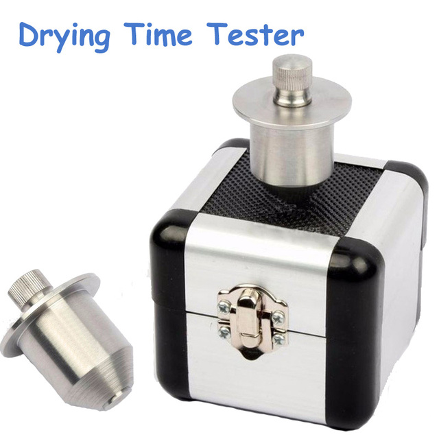 1pc QGS Type Drying Time Tester Determination of the Actual Drying Time of Paint Film