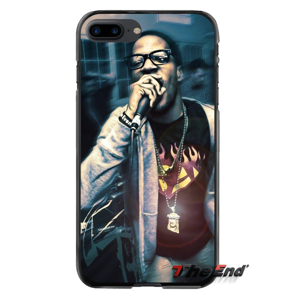 Accessories Phone Shell Covers For Apple iPhone 4 4S 5 5S 5C SE 6 6S 7 8 Plus X iPod Touch 4 5 6 Music Kid cudi