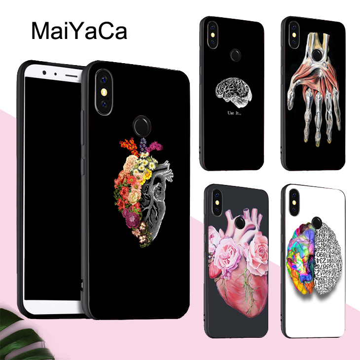 Reasonable Maiyaca Doctor Nurse Medical Health Phone Case For Xiaomi Redmi 5 Plus S2 6a Note 5 Pro 7 5a 4x Mi 8 6x A2 6 9 Max 3 2 Mix 2s F1 Fitted Cases