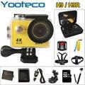"Original H9/H9R Action Camera 4 K WiFi HD 1080 P 2.0 ""LCD Da Câmera de Esportes Capacete Filmadora mini DV Cam 30 m À Prova D' Água Debaixo D' Água"