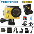 "Original H9 / H9R Action Camera 4K WiFi HD 1080P 2.0"" LCD Sports Camera Helmet Underwater mini Camcorder Cam 30m Waterproof DV"