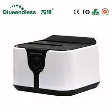 Clone SATA to USB 3.0 Hdd Docking Station Hdd Box 2.5/3.5