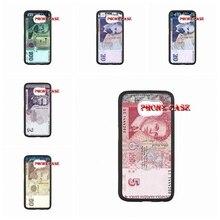 For LG iPhone SE 4S 5 5S 5C 6 6S Plus iPod 4 5 Samsung Galaxy S2 S3 S4 S5 Mini s6 s7 edge Plus Note 2 3 4 5 Bulgarian Lev Cover