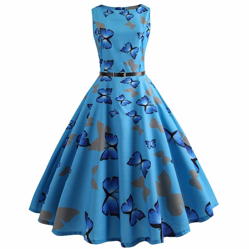 Detail Vintage Kleid Joansam Feedback Sommer Fragen Über Frauen zpqSMVGU