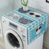 140*55cm 가정용 방수 냉장고 먼지 커버 부엌 세탁기 액세서리 용품에 대 한 스토리지 가방