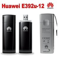 Лот 100 шт. разблокирована huawei E392 E392U-12 4 аппарат не привязан к оператору сотовой связи Флэшка-модем 3G usb-модем, поддержка FDD