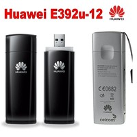 Lot of 100pcs Unlocked Huawei E392 E392U 12 4G LTE Modem stick 3g USB dongle support FDD