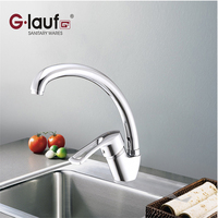 Glauf Single Handle Kitchen Faucet 360 Rotation Cold And Hot Mixer Tap 8G4 A181
