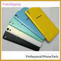 New Original Phone Case Battery Back Cover Door For Lenovo K3 NOTE K50-T5 A7000 Housing With Power & Volume Button Key