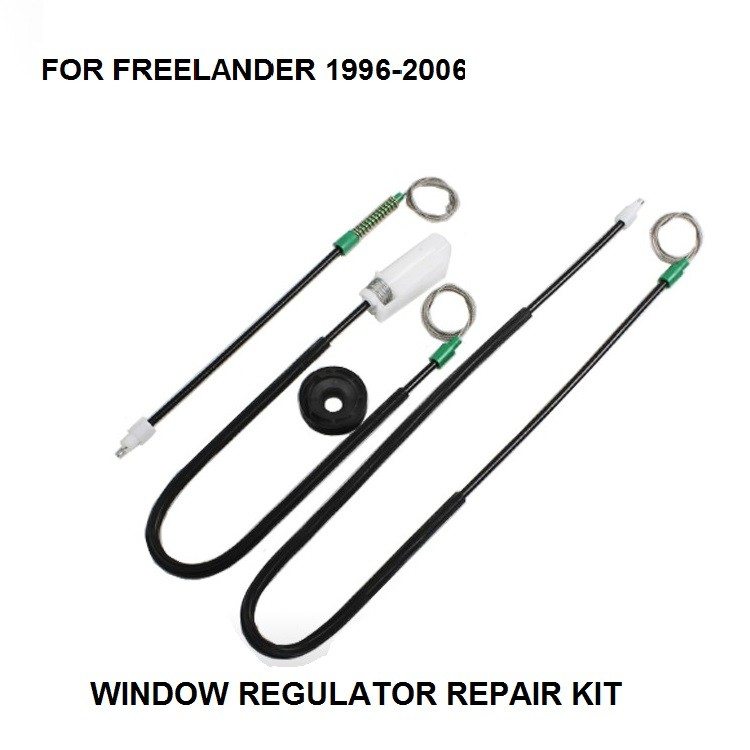 96-06 REAR SIDE FOR LAND ROVER FREELANDER SUV ELECTRIC WINDOW REGULATOR DOOR REPAIR KIT TAILGATE