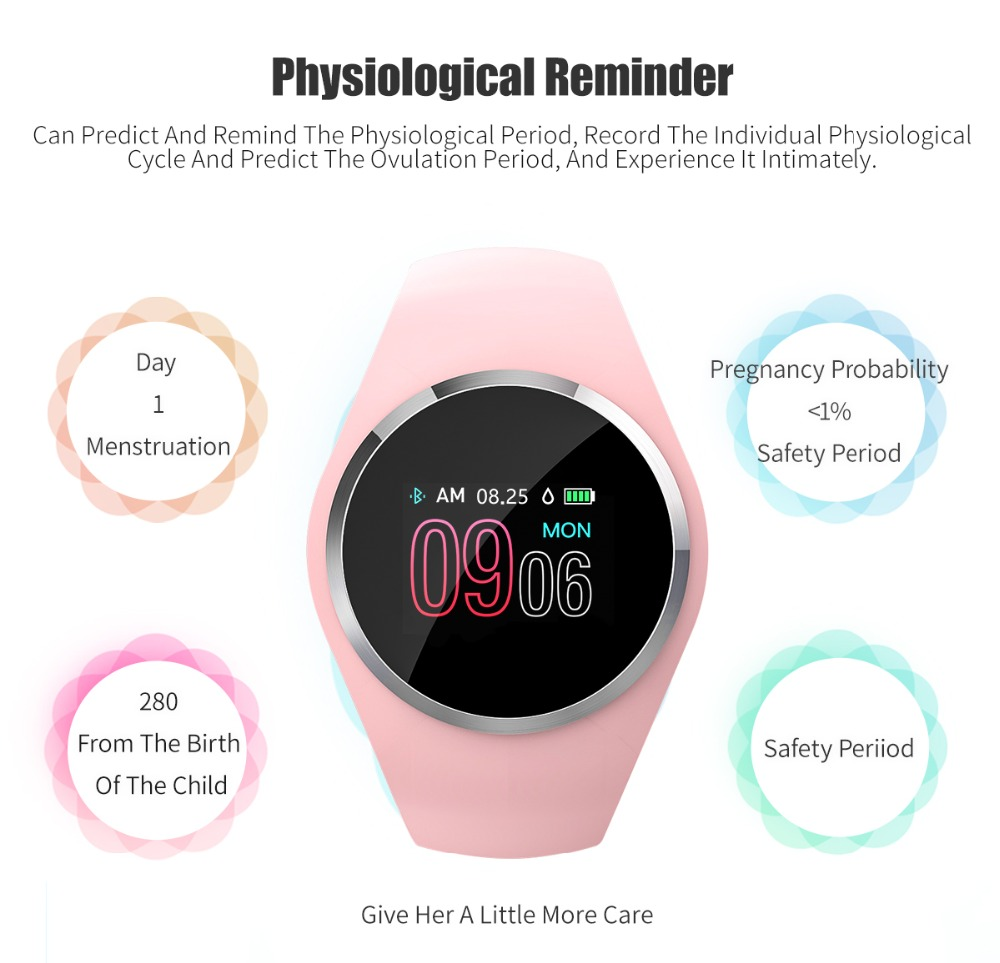 T2 Fitness Bracelet Blood Pressure Heart Rate Monitor Smart Band Sport Stopwatch Smart Bracelet IP67 Fitness Tracker Smartwatch