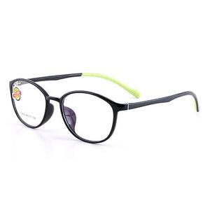 Image 5 - 9520 Kind Brilmontuur Voor Jongens En Meisjes Kids Brillen Frame Flexibele Kwaliteit Brillen Voor Bescherming En Visie Correctie