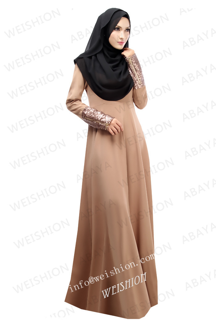 islamic dresses women jilbabs and abayas dubai hijab and abaya-in ...