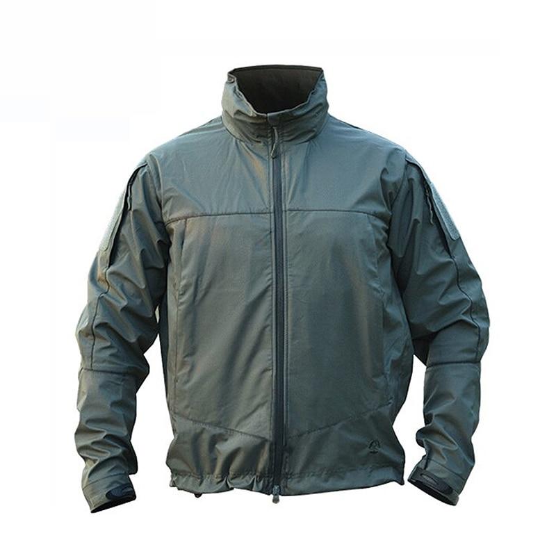 Vattentät vindtät jackor Män Flyg Motorcykel Utomhus Sport - Sportkläder och accessoarer