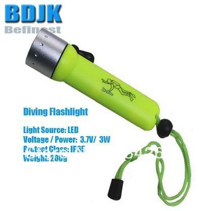 Portable LED Flashlight /Diving Torches / LED Diver Lighting / Diving Lights цены онлайн