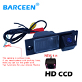 HD CCD Car Rear View Camera Reverse backup Parking Camera For Hyundai IX35 Year 2014  with wide viewing angle