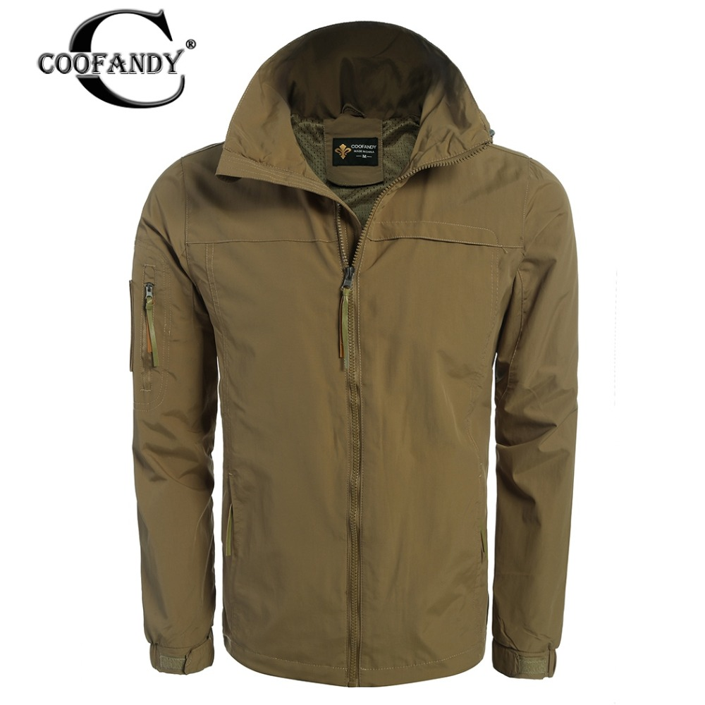 COOFANDY 2017 New Spring jacket men brand clothing fashion ...