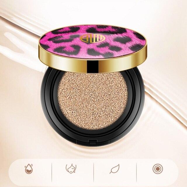 2019 nuevo cojín de aire de protección solar BB CC crema corrector hidratante base blanqueadora maquillaje desnudo para la cara