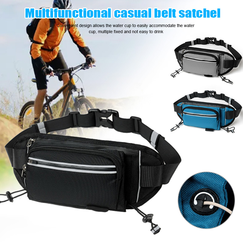 Belt Supplies-Bags Fitness Travel Large-Capacity Outdoor Running Riding-Equipment Exercise