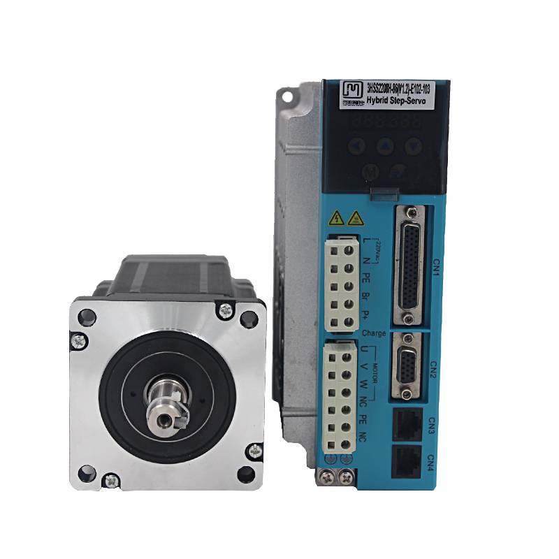 NEMA 34 3 Phase 12NM Closed Stepper Servomotor Driver Kit for CNC Cutting Engraving Machine