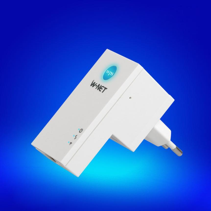 Best Price WiFi Signal Wireless-N 802.11n Repeater Range Extender 150Mbps EU Plug