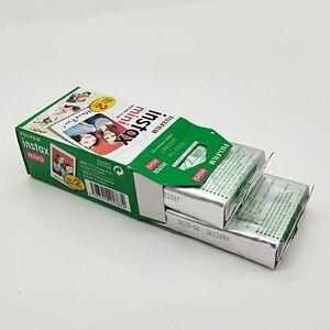 Image 5 - 100 Lenzuola Fujifilm Fuji Instax Mini Pellicola in Bianco Carta Fotografica Istantanea Per Instax Mini 9 8 7S 70 90 25 macchina fotografica SP 2 SP 1 + Regalo Libero