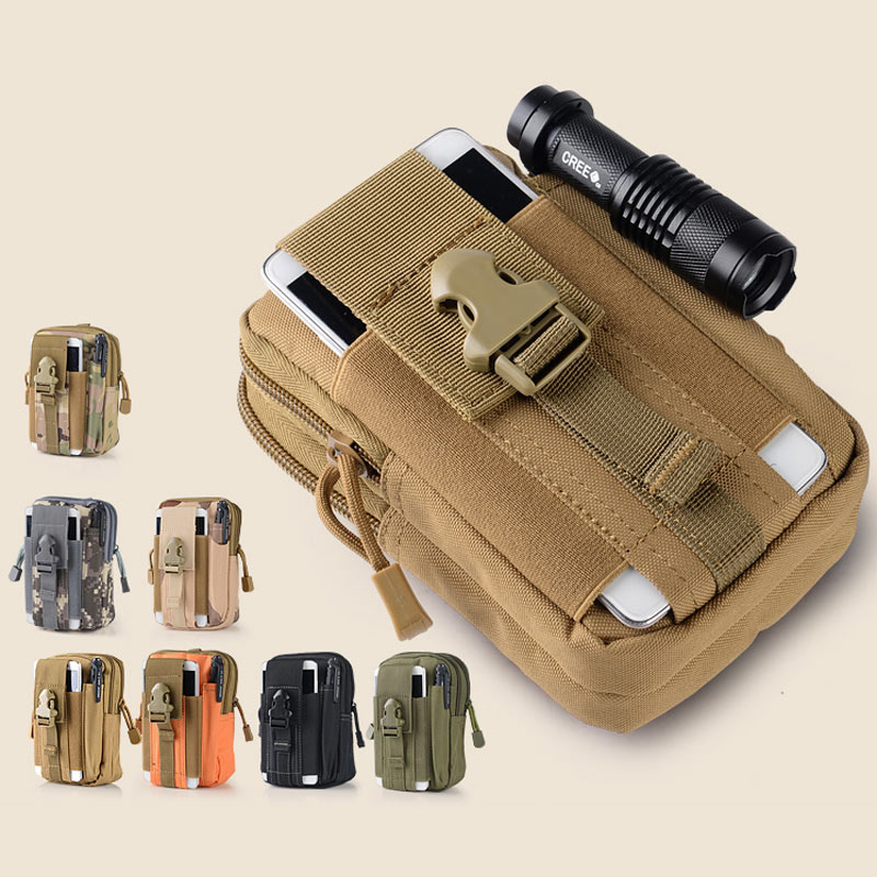 Clever For Huawei P10 P9 P8 Lite 2017/iphone 7 7s 8 Plus/oneplus 5 Phone Case Cover Tactical Military Coque Fundas Accessory Belt Pouch
