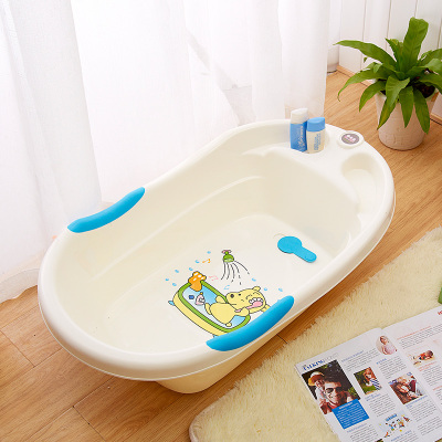 Free Shipping Newborn to Toddler Tub w/ Sling Baby Bathtub Large ...
