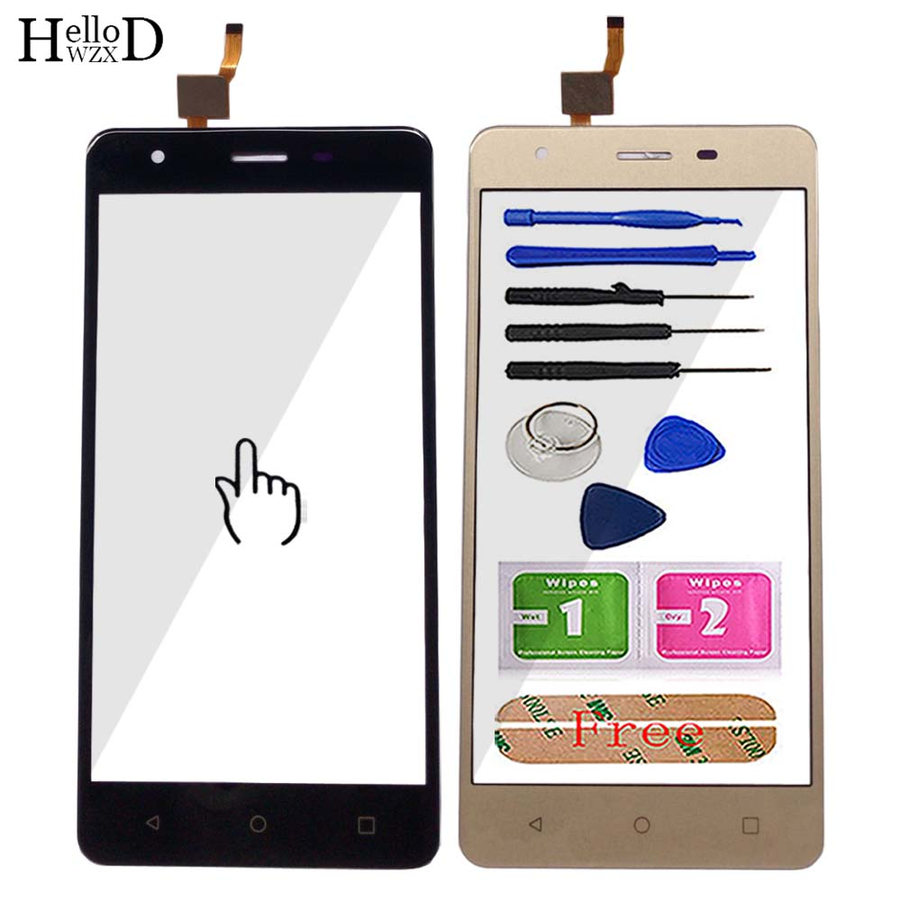 Touch Screen For Prestigio Muze H3 <font><b>PSP3552</b></font> Touch Screen Digitizer PSP 3552 <font><b>DUO</b></font> Front Glass Touchscreen Sensor Panel Mobile Tools image