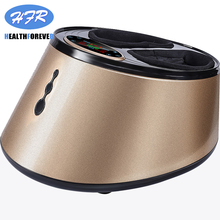 HFR-8803-9 Health Forever Brand Electric kneading Pedicure Machine calf plantar acupoint airbag pressure leg foot massager