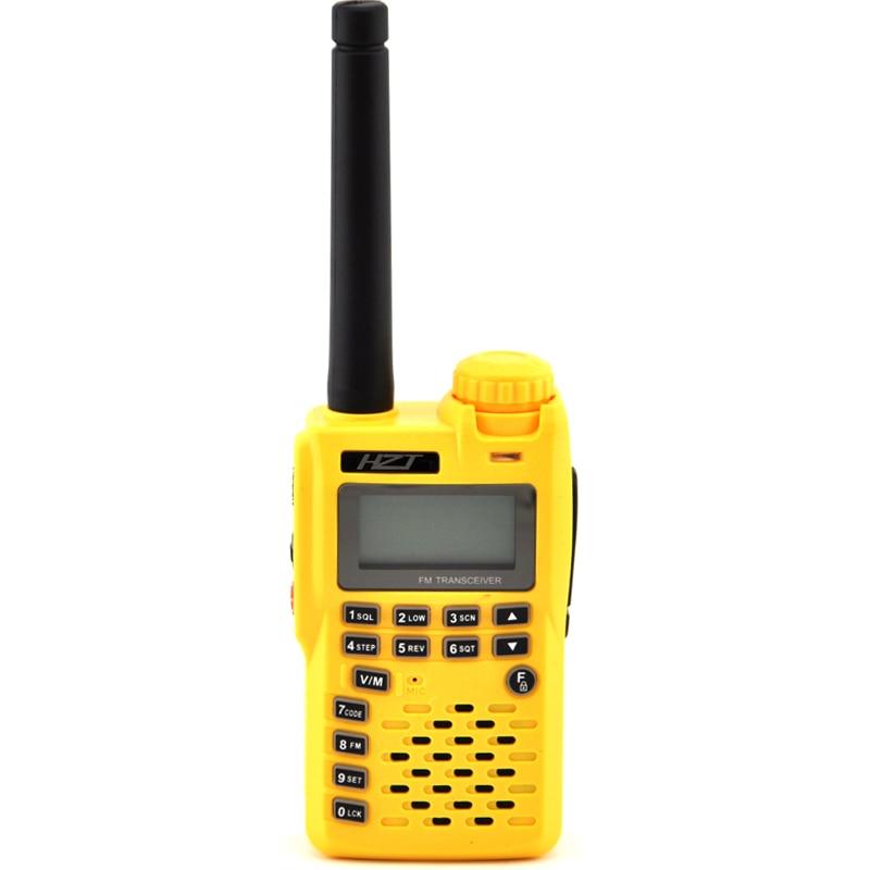 Walkie Talkie Civil 2-15km 7W High Power Portable Interphone Self-Driving Tour Outdoor Mountaineering Hiking 3R