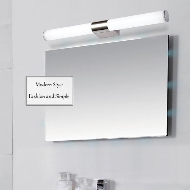 Moderne Led Spiegel Front Licht Bad Eitelkeit Wand Lampen