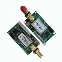 868 МГц 915 МГц uhf1km передатчик и приемник 433 МГц модуль UHF приемопередатчик rs232/rs485/ttl интерфейс