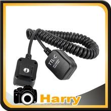 3M Flash E-TTL Off-Камера 2-Горячий башмак кабель wt с синхронизацией с компьютером Порты и разъёмы для canon 650D 700D для nikon D750 D810 D800 D610 DSLR Камера